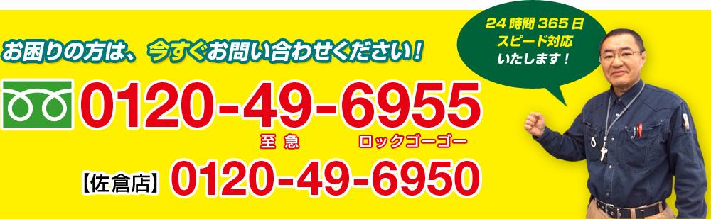 TEL:0120-49-6955